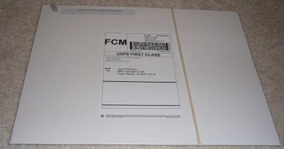 Shipping Envelope