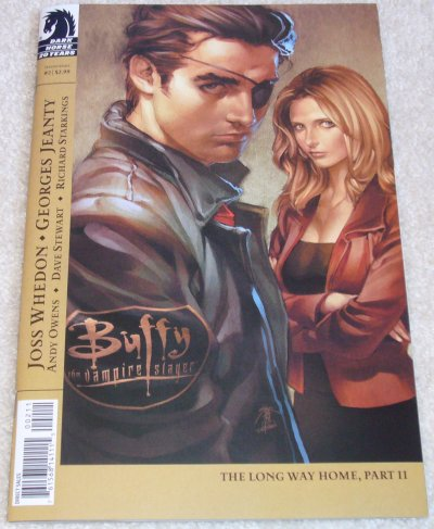 Buffy the Vampire Slayer Season 8: Issue 2 cover