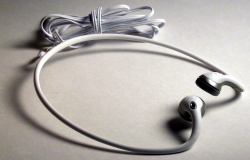 Nike Flight Sport headphones